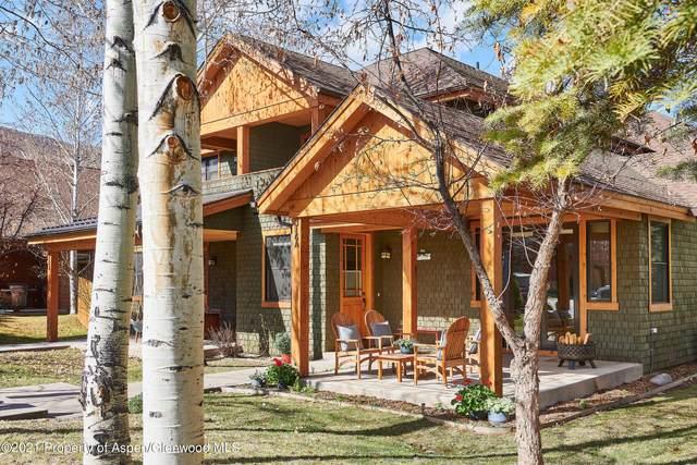 316 Allison Lane A, Basalt, CO 81621 (MLS #169559) :: Roaring Fork Valley Homes