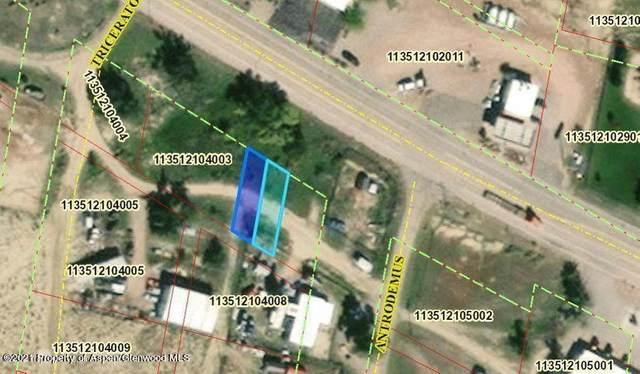 TBD Antrodemus Street, Dinosaur, CO 81610 (MLS #169562) :: Roaring Fork Valley Homes