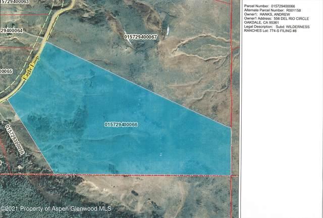 851 Eagle Loop Wr Lot 774S, Craig, CO 81625 (MLS #169563) :: Roaring Fork Valley Homes