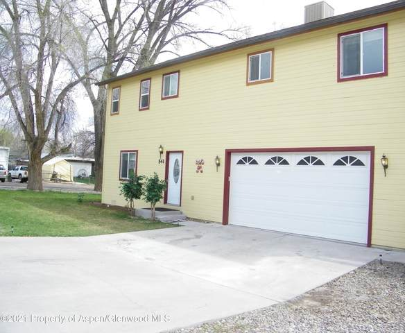 541 Orchard Avenue, Silt, CO 81652 (MLS #169580) :: Roaring Fork Valley Homes