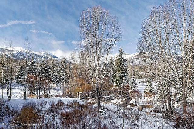106 Clubhouse Drive #181, Snowmass Village, CO 81615 (MLS #169629) :: Roaring Fork Valley Homes