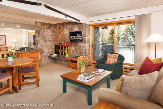 30 Anderson Lane #806, Snowmass Village, CO 81615 (MLS #169640) :: Roaring Fork Valley Homes