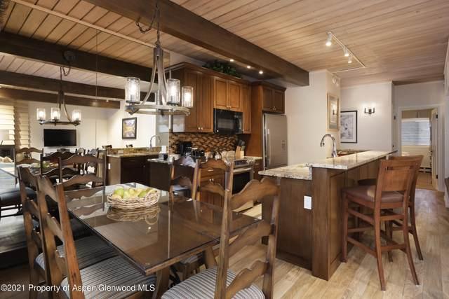 617 E Cooper Avenue #116, Aspen, CO 81611 (MLS #169694) :: Roaring Fork Valley Homes