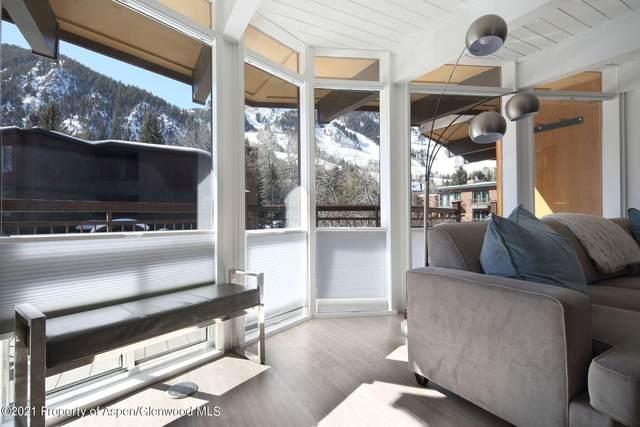 803 E Durant Avenue #7, Aspen, CO 81611 (MLS #169709) :: Roaring Fork Valley Homes