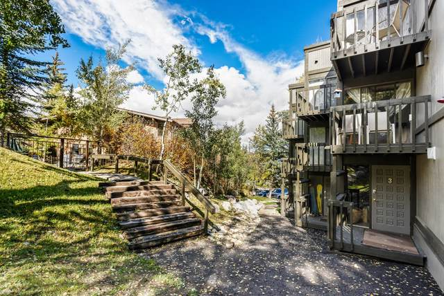 60 Fall Lane #3, Snowmass Village, CO 81615 (MLS #169736) :: Western Slope Real Estate