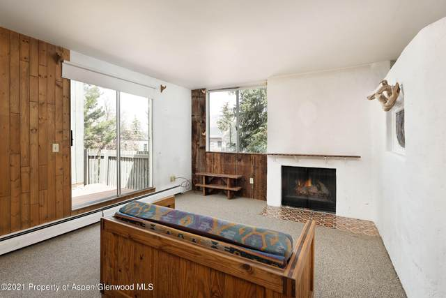 819 E Hyman Avenue #7, Aspen, CO 81611 (MLS #169747) :: Western Slope Real Estate