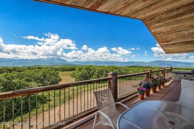 2112 Ten Peaks Mesa Road, Carbondale, CO 81623 (MLS #169785) :: Western Slope Real Estate
