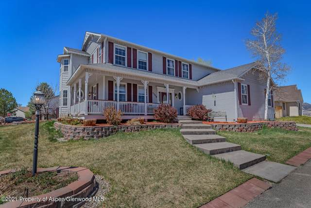 1116 Hickory Drive, Rifle, CO 81650 (MLS #169786) :: Western Slope Real Estate