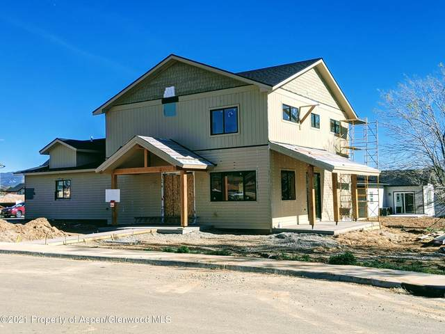 636 Eagles Nest, Silt, CO 81652 (MLS #169787) :: Western Slope Real Estate