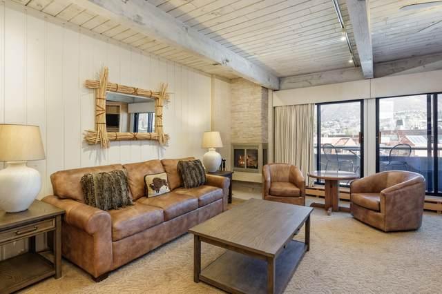 617 E Cooper Avenue #323, Aspen, CO 81611 (MLS #169800) :: Roaring Fork Valley Homes