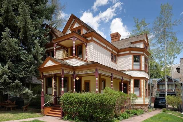 320 W Main Street, Aspen, CO 81611 (MLS #169811) :: Roaring Fork Valley Homes