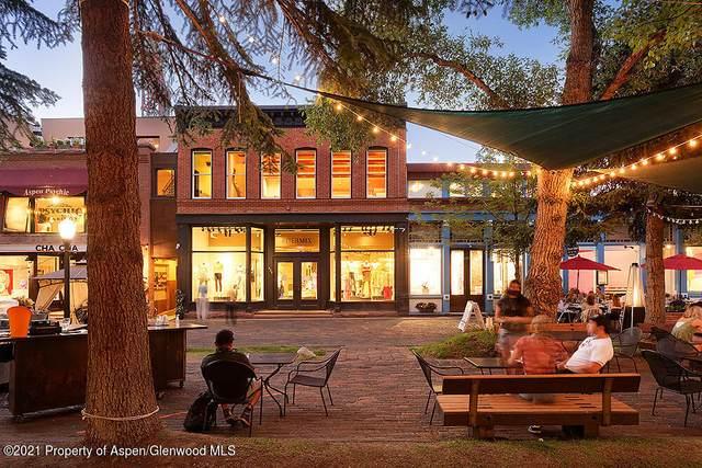 428 E Hyman Avenue Unit A, Aspen, CO 81611 (MLS #169823) :: Roaring Fork Valley Homes