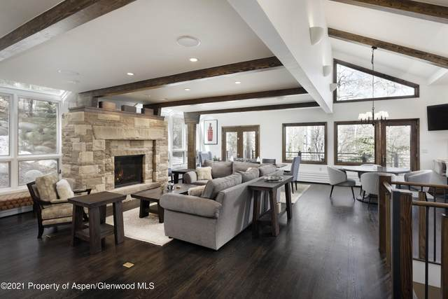 342 Ridge Road, Snowmass Village, CO 81615 (MLS #169825) :: Roaring Fork Valley Homes