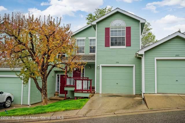 195 Orchard Lane, Glenwood Springs, CO 81601 (MLS #169836) :: Western Slope Real Estate