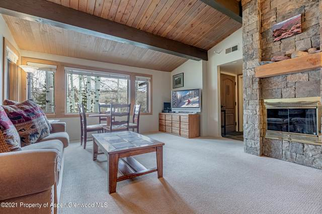 600 Carriage Way L-11,, Snowmass Village, CO 81615 (MLS #169837) :: Roaring Fork Valley Homes