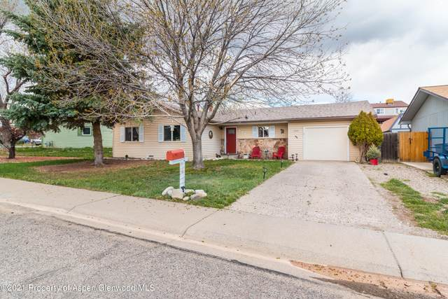 826 Cedar Drive, Rifle, CO 81650 (MLS #169844) :: Western Slope Real Estate