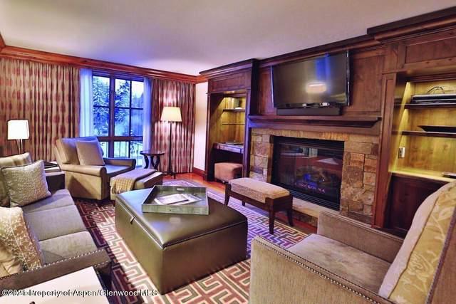 315 E Dean Street B64, Aspen, CO 81611 (MLS #169857) :: Western Slope Real Estate