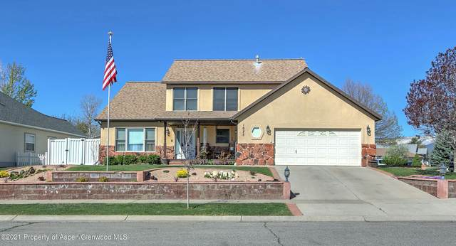 1075 Hickory Drive, Rifle, CO 81650 (MLS #169860) :: Western Slope Real Estate