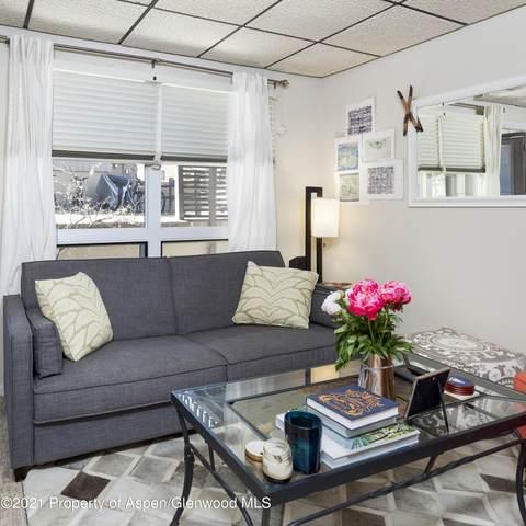 700 W Hopkins Avenue #9, Aspen, CO 81611 (MLS #169864) :: Roaring Fork Valley Homes