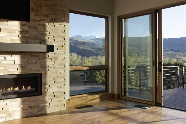 350 Overlook Ridge, Carbondale, CO 81623 (MLS #169870) :: Western Slope Real Estate