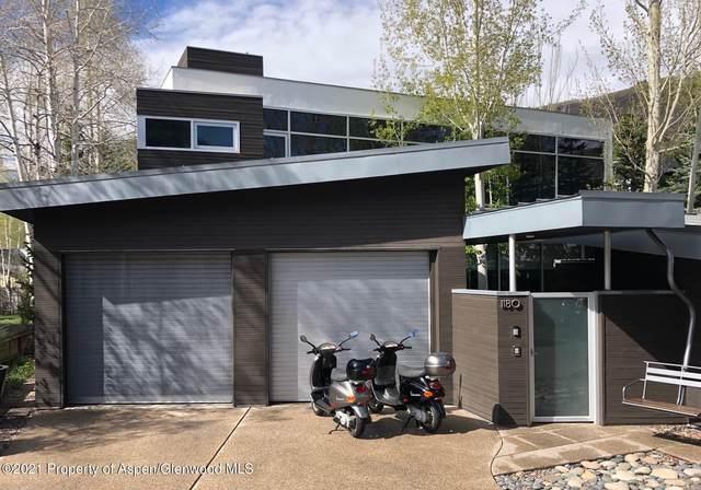 1180 Dale Avenue, Aspen, CO 81611 (MLS #169897) :: Roaring Fork Valley Homes