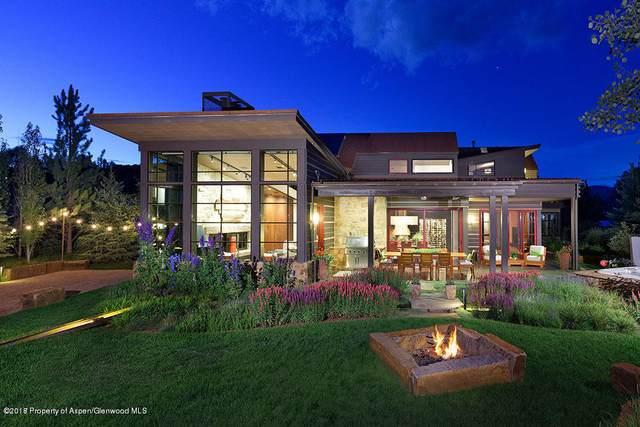 151 Alexander Avenue, Snowmass, CO 81654 (MLS #169905) :: Roaring Fork Valley Homes