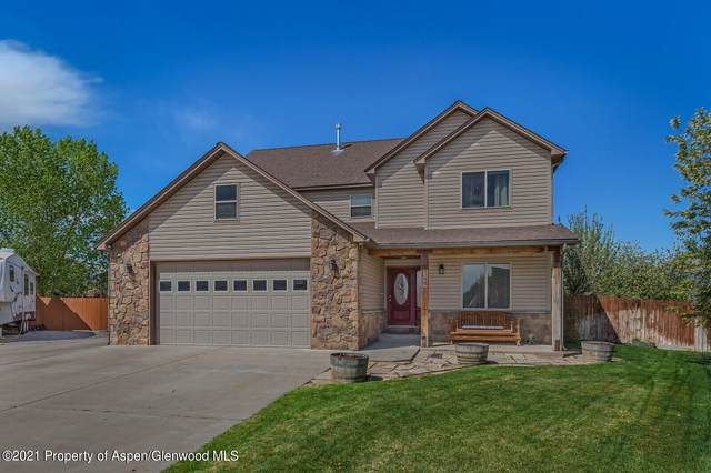 1366 W Spruce Court, Rifle, CO 81650 (MLS #169906) :: Roaring Fork Valley Homes