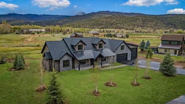 611 Larkspur Drive, Carbondale, CO 81623 (MLS #169922) :: Aspen Snowmass | Sotheby's International Realty