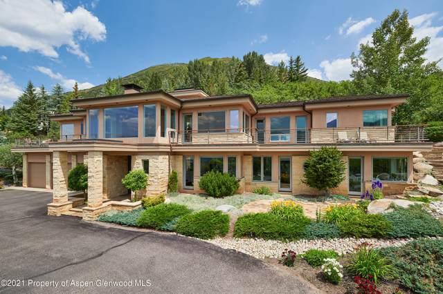 804 Hunter Creek Road, Aspen, CO 81611 (MLS #169923) :: Aspen Snowmass | Sotheby's International Realty