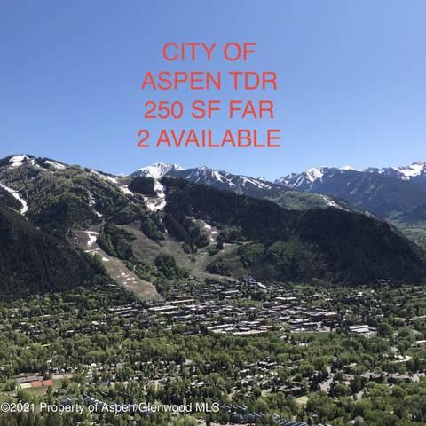 TDR Tdr, Aspen, CO 81611 (MLS #169941) :: Western Slope Real Estate