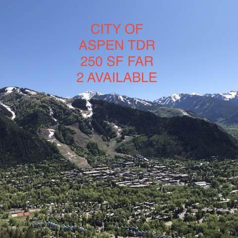 TDR Tdr, Aspen, CO 81611 (MLS #169942) :: Western Slope Real Estate
