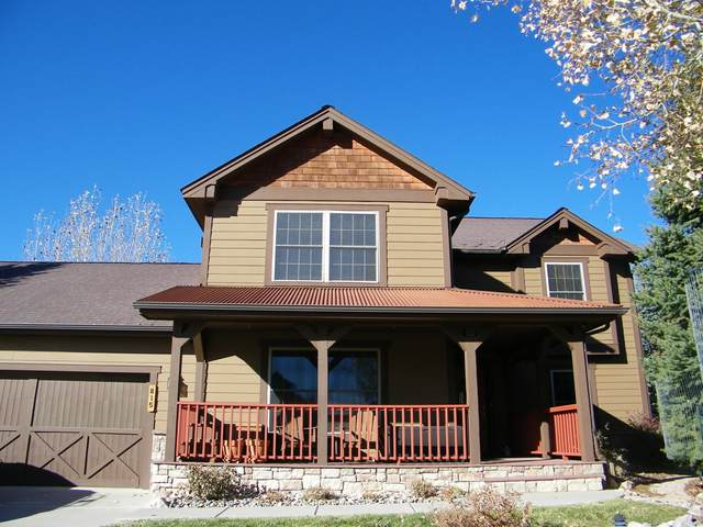 815 Clubhouse Drive, New Castle, CO 81647 (MLS #169974) :: Roaring Fork Valley Homes
