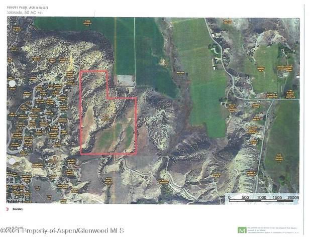 TBD Tbd, Silt, CO 81652 (MLS #169992) :: Western Slope Real Estate