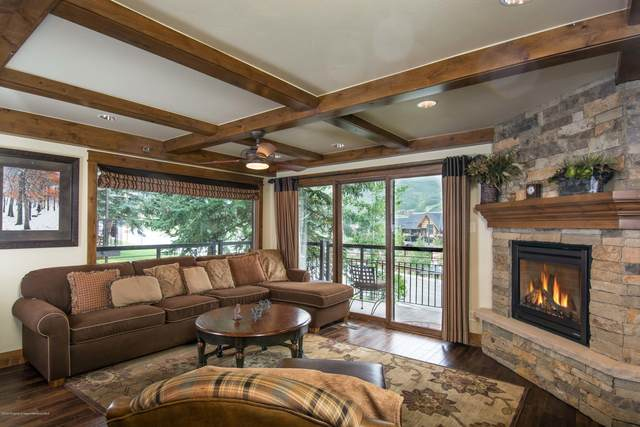 400 Wood Road F-1113, Snowmass Village, CO 81615 (MLS #170007) :: Roaring Fork Valley Homes