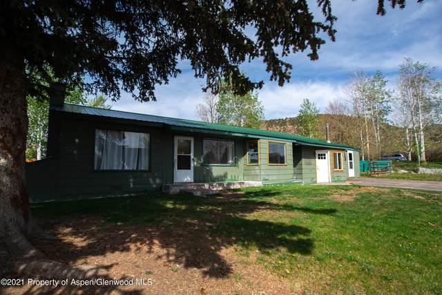 915 4th Street, Meeker, CO 81641 (MLS #170042) :: Roaring Fork Valley Homes