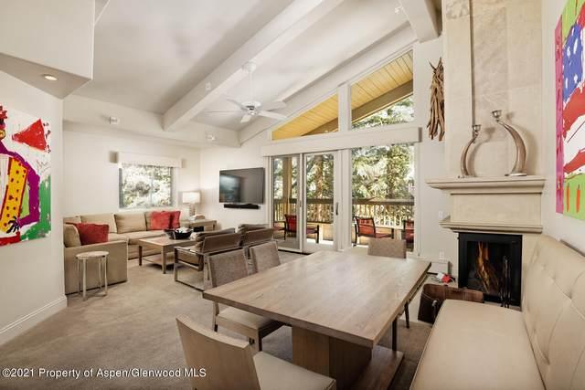 610 S West End Street C301, Aspen, CO 81611 (MLS #170070) :: Aspen Snowmass | Sotheby's International Realty