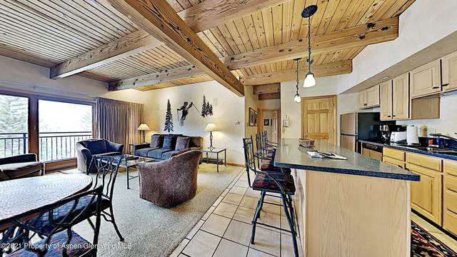 690 Carriage Way A-2D, Snowmass Village, CO 81615 (MLS #170078) :: Roaring Fork Valley Homes