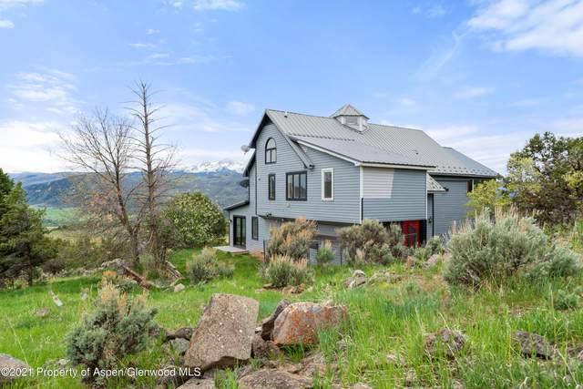 712 Escalante Road, Carbondale, CO 81623 (MLS #170111) :: Roaring Fork Valley Homes