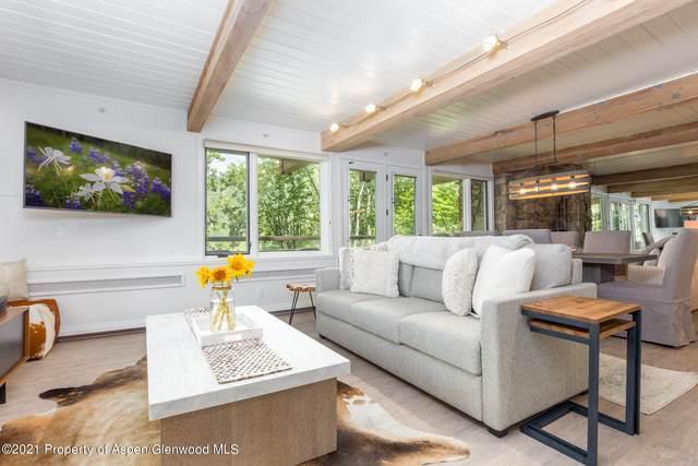 700 Ute Avenue Unit 501, Aspen, CO 81611 (MLS #170113) :: Roaring Fork Valley Homes