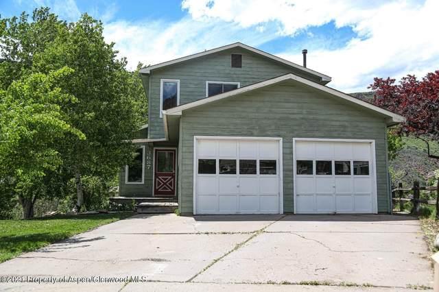 3687 Valley View Road, Glenwood Springs, CO 81601 (MLS #170116) :: Roaring Fork Valley Homes