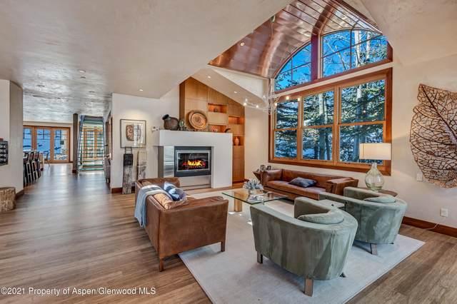 603 S Garmisch Street, Aspen, CO 81611 (MLS #170176) :: Aspen Snowmass | Sotheby's International Realty