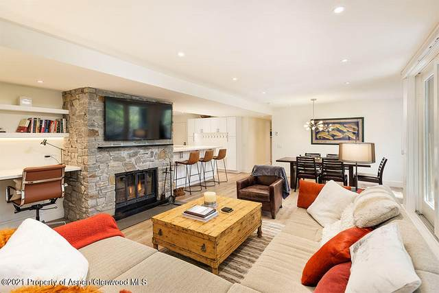 425 Wood Road #2, Snowmass Village, CO 81615 (MLS #170187) :: Roaring Fork Valley Homes