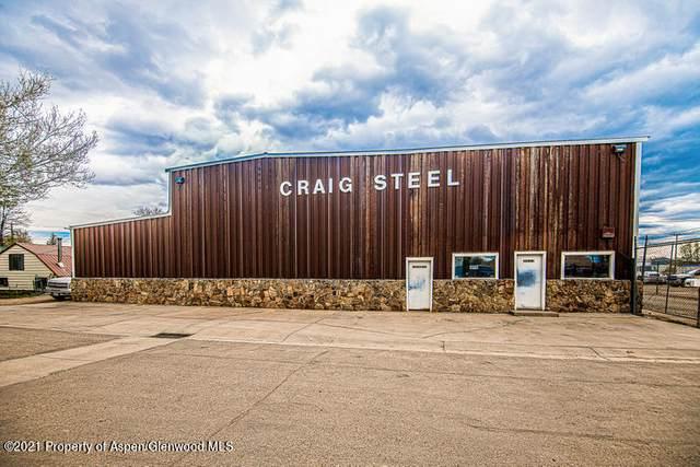 345 Russell Street, Craig, CO 81625 (MLS #170200) :: Aspen Snowmass   Sotheby's International Realty