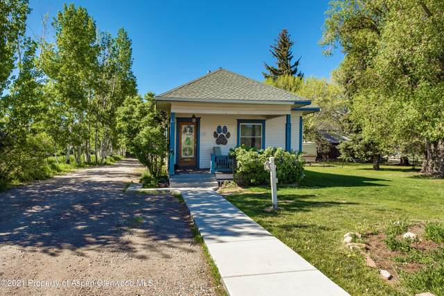 550 Grand Avenue, Eagle, CO 81631 (MLS #170211) :: Roaring Fork Valley Homes