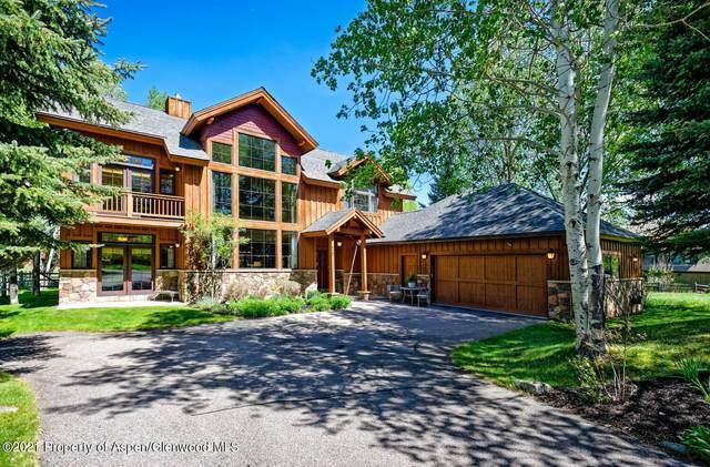 921 Cedar Creek Drive, Carbondale, CO 81623 (MLS #170233) :: Western Slope Real Estate