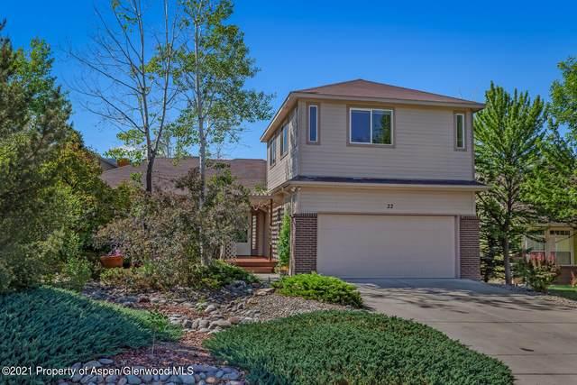 22 Hawthorne Way, Parachute, CO 81635 (MLS #170250) :: Roaring Fork Valley Homes