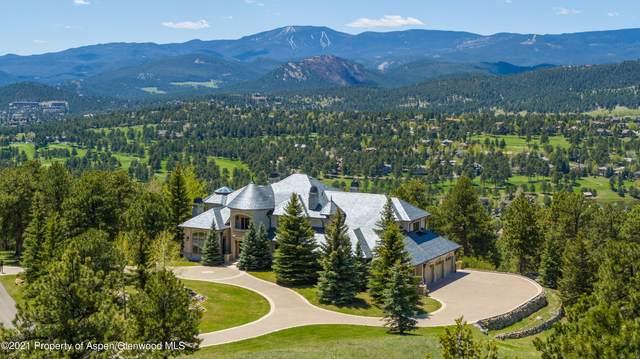 30726 Snowbird Lane, Evergreen, CO 80439 (MLS #170279) :: Roaring Fork Valley Homes