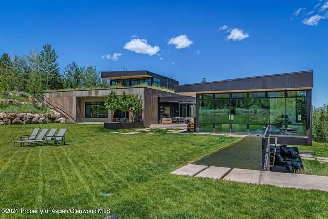 276 Coach Road, Aspen, CO 81611 (MLS #170310) :: Roaring Fork Valley Homes