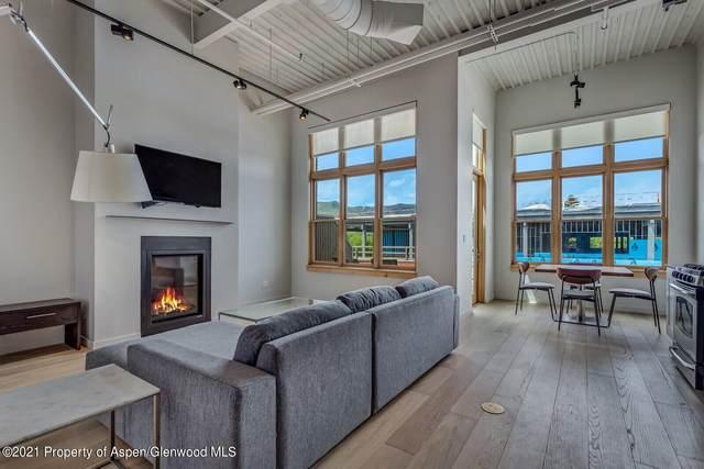 231 Robinson Street #308, Basalt, CO 81621 (MLS #170313) :: Roaring Fork Valley Homes