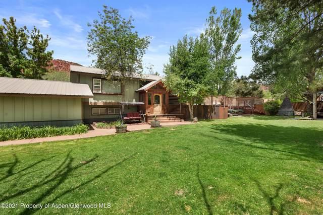 40 Pine Street, Carbondale, CO 81623 (MLS #170317) :: Roaring Fork Valley Homes